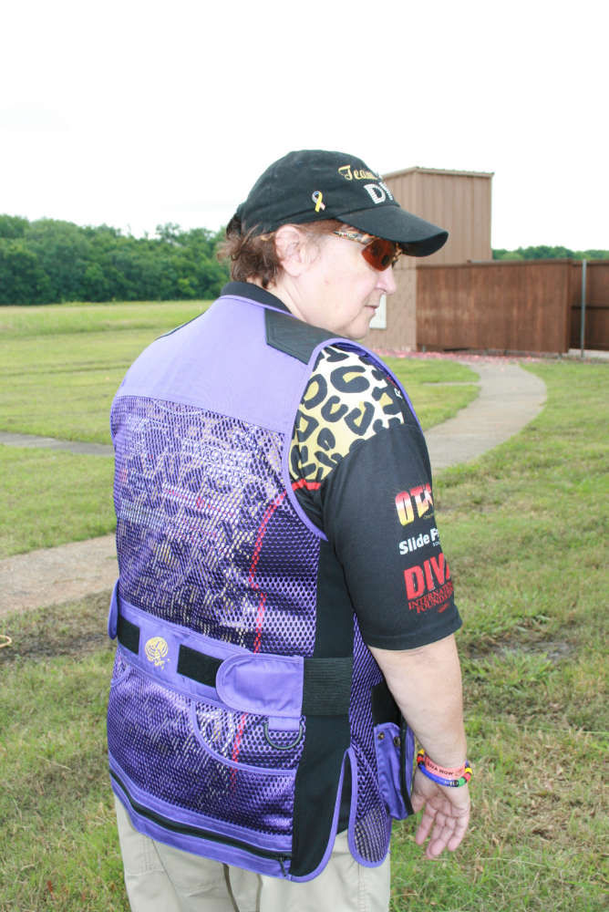 MizMac Women's Shooting Vest